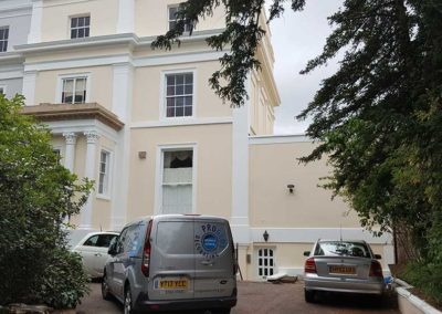Pittville Full House Exterior Painting