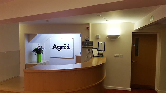 Commercial Interior Decorating Agrii Argronomy