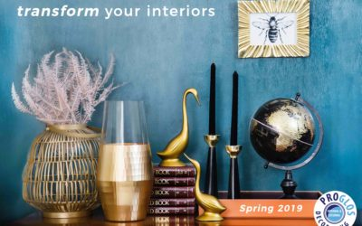 Transform your interiors in time for Spring!